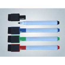 2015 da alta qualidade por atacado Whiteboard Marker para escola e escritório caneta marcador magnético com escova