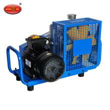 Low noise portable air filling pump