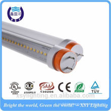 100lm/w high lumen dlc certified 4ft led tube light 4ft dlc ul t8 led tube light