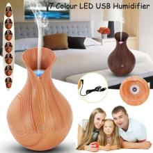 130ml Cool Mist Humidificateur Aroma Huile Essentielle Diffuseur