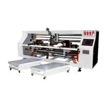 high speed 2 pieces semi-auto stitching machine with CE