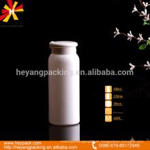 100ml weiße medizinische Plastikflasche