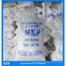 Fertilizante 100% Mín 100% água solúvel MKP / fosfato monopotássico