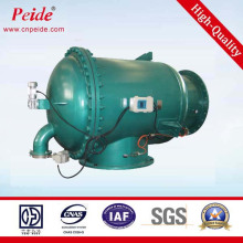 80t / H 0.18kw Irrigation Industrial Automatique Water Screen Filter