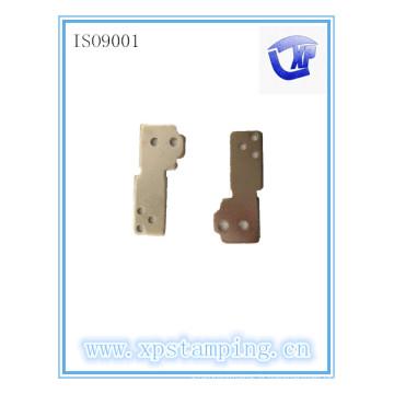 Pièces d'estampage métallique à chaud, pièces relais contact statique