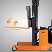 1.5 Ton New Electric Reach Stacker