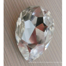 Large Teardrop Crystal Fancy Stones Beads for Crystal Jewelry