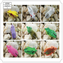 Attractive Fishing Lure Soft Frog