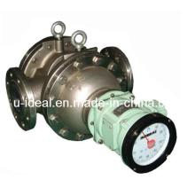 Medidor de vazio de combustível, medidor de fluxo Birotor