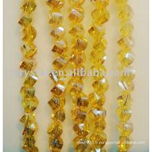 Perles de verre en vrac