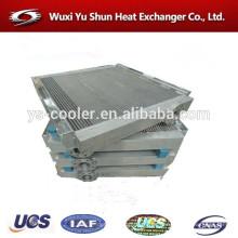 Fabricante de intercambiadores de calor de aluminio de alto rendimiento