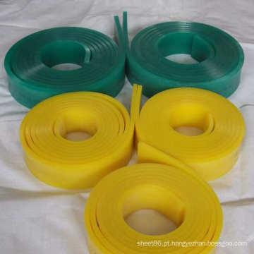 Folha plástica do plutônio colorido excelente da engenharia da qualidade para tiras