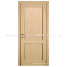 Folheado de carvalho Composit 2 Painel Stile e Rail Shaker Door