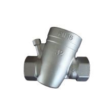 stainless steel cnc machining transmission valve body
