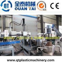 Plastic Starre Recycling Machine Pelletizing