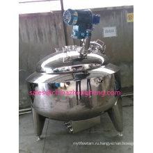 Кухонный смеситель из нержавеющей стали с мешалкой