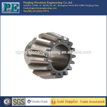 Customized stainless steel gear bushing