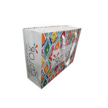 New Custom Gift Coated Paper Bag With Logo Print