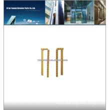 mitsubishi Escalator Decoration Strip, mitsubishi escalator strip, escalator yellow strip