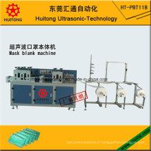 Machine de fabrication de vierges à ultrasons