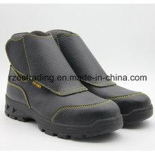 Calçados de segurança leve para o mercado europeu