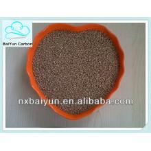 material de filtro de cáscara de nuez de suministro de fábrica