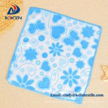 2018 china personalizado bordado toalha de mão terry para crianças