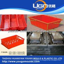 Пластиковая контейнерная литьевая пресс-форма yougo mold