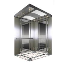 Ascenseur de passager avec machine de traction sans engrenage, support technique Sevice