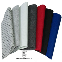 Needle Punched Polyester Non Woven Fabric