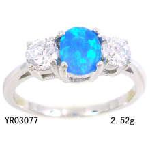 Opale bijoux-création bagues (YR03077)