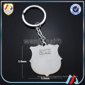 European Cup metal keychain badge medal crafts