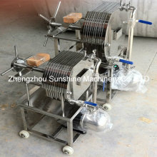 Small Oil Filter Machine Coconut Oil Filter Press
