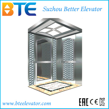 Kc Low Noise and Safe Passenger Lift Without Machine Room
