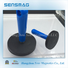 Manufacture Customized Permanent Magnetic Assembly Ferrite Magnet