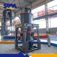 Fácil transporte de minério de ferro hematita finos em pó para a Etiópia