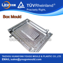 China Plastic Box Mould