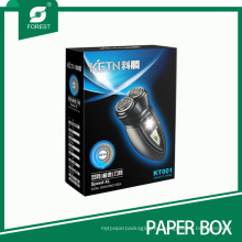Caja de empaquetado impresa corrugada eléctrica de la maquinilla de afeitar / de la máquina de afeitar