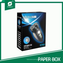 Caixa de empacotamento ondulada impressa da lâmina / barbeador elétrico