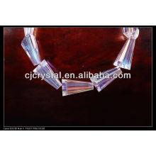 Perlas de cristal de la torre de cristal