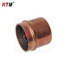 tampas de tubulação de cobre de alta qualidade