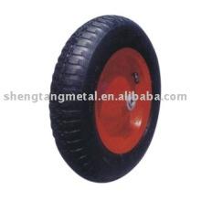 rueda de goma neumática PR1401