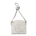 Neueste Mode Design Damen echte Shell Bag Crossbody