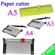 A5A4A3 manueller Papierschneider, Papierschneider, manueller Guillotine Papierschneider
