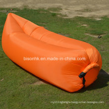 Laybag Inflatable Air Lounge, Portable Soft Air Sleeping Fishing Equipment Sleeping Air Lounge