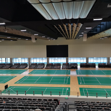 BWF Badminton Court Sports Flooring