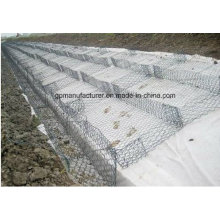 PP Non Woven Geotextile Used on Welded Gabion