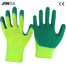 Защитные защитные перчатки с защитой от латекса (LS215)