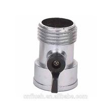 Zinc die-casting one way water valve