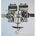 Cross Carbarn Door Lock, Industry Door Lock (CD-001B)